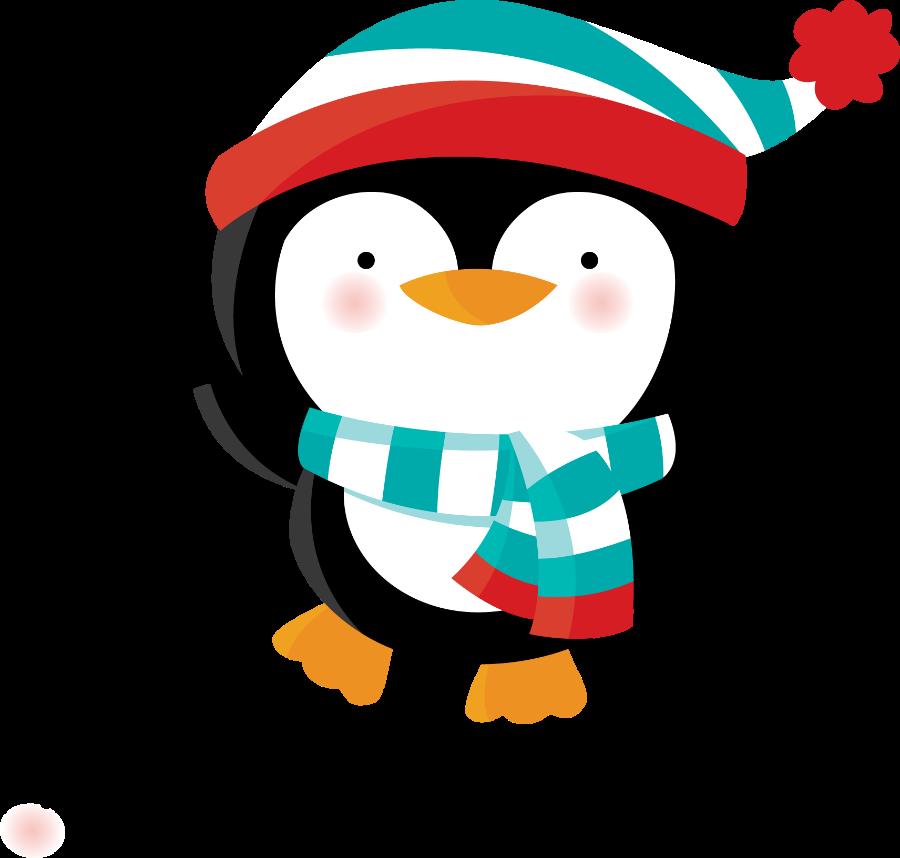 January clipart penguin. Pinguins minus pengins pinterest