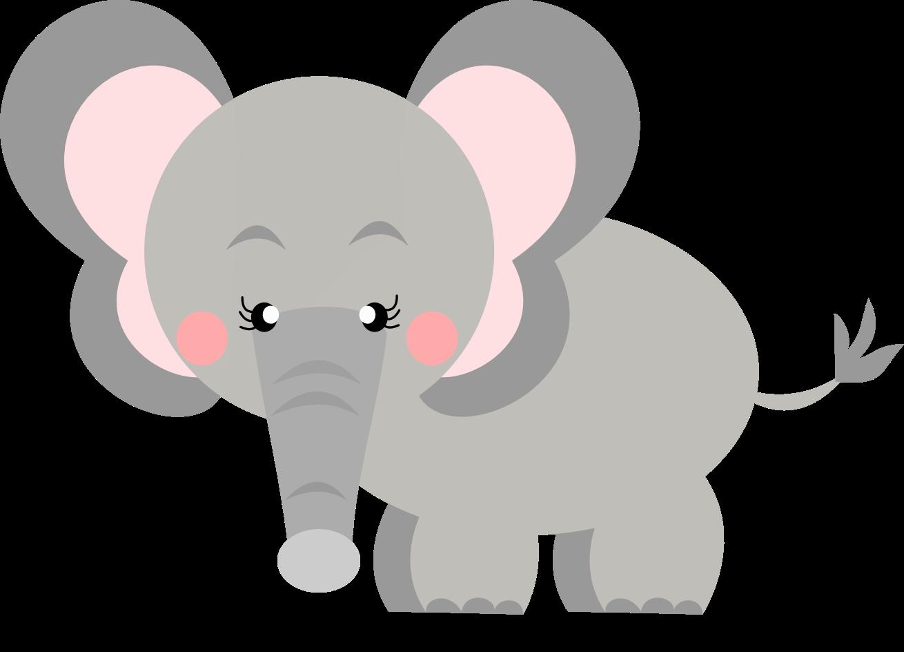 Vetor safari imagens gr. Mouse clipart elephant