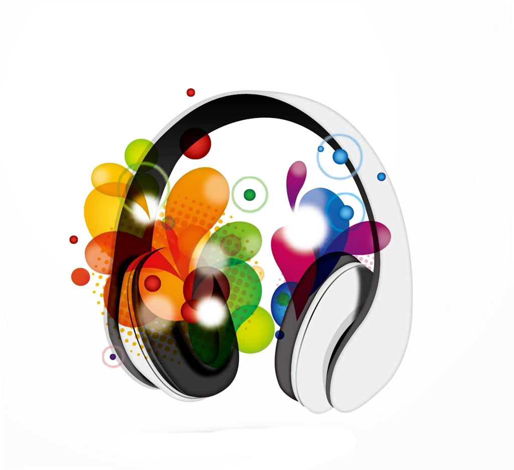 Electronics clipart music thing. Free clip art color