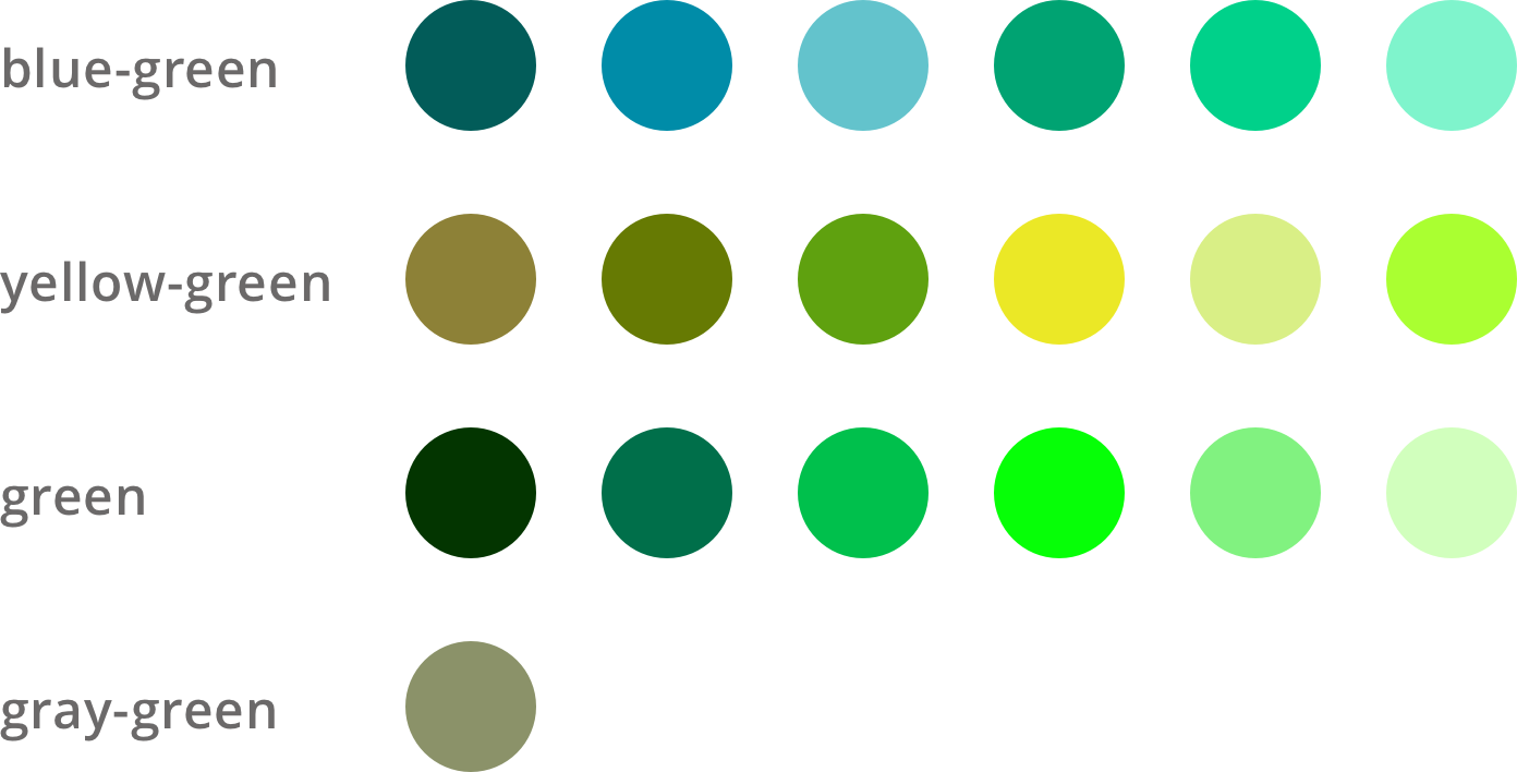 Colors clipart hue. Umbor i applied the