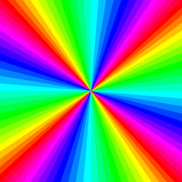 Colors clipart light blue. Kaleidoscope clip art at