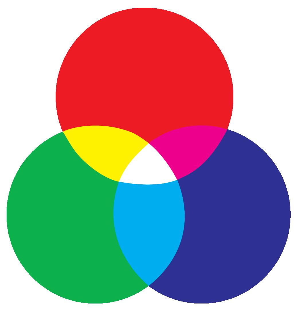 Color perception blog series. Colors clipart light blue