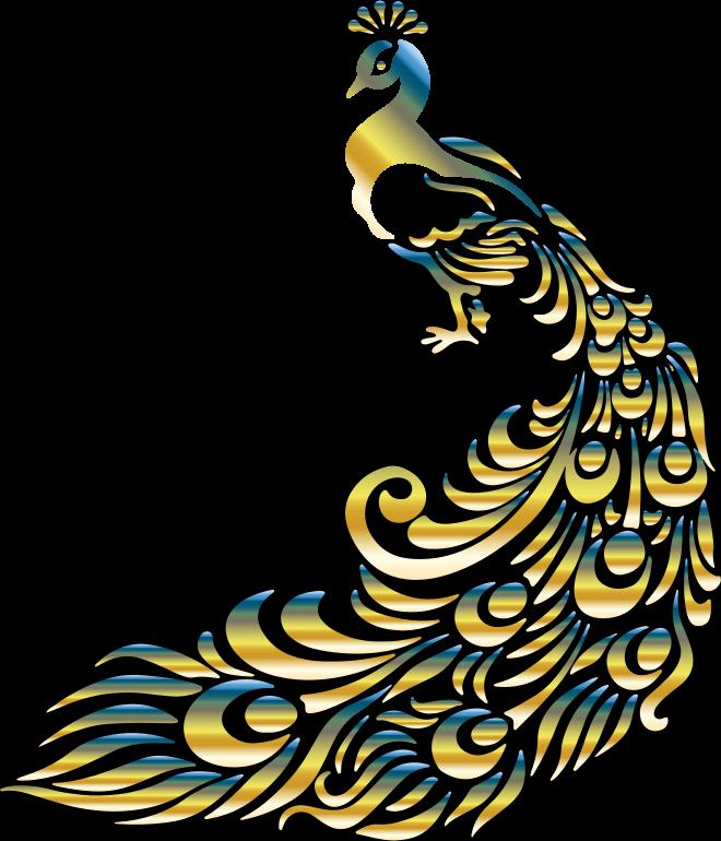 Chromatic no background medium. Peacock clipart glitter