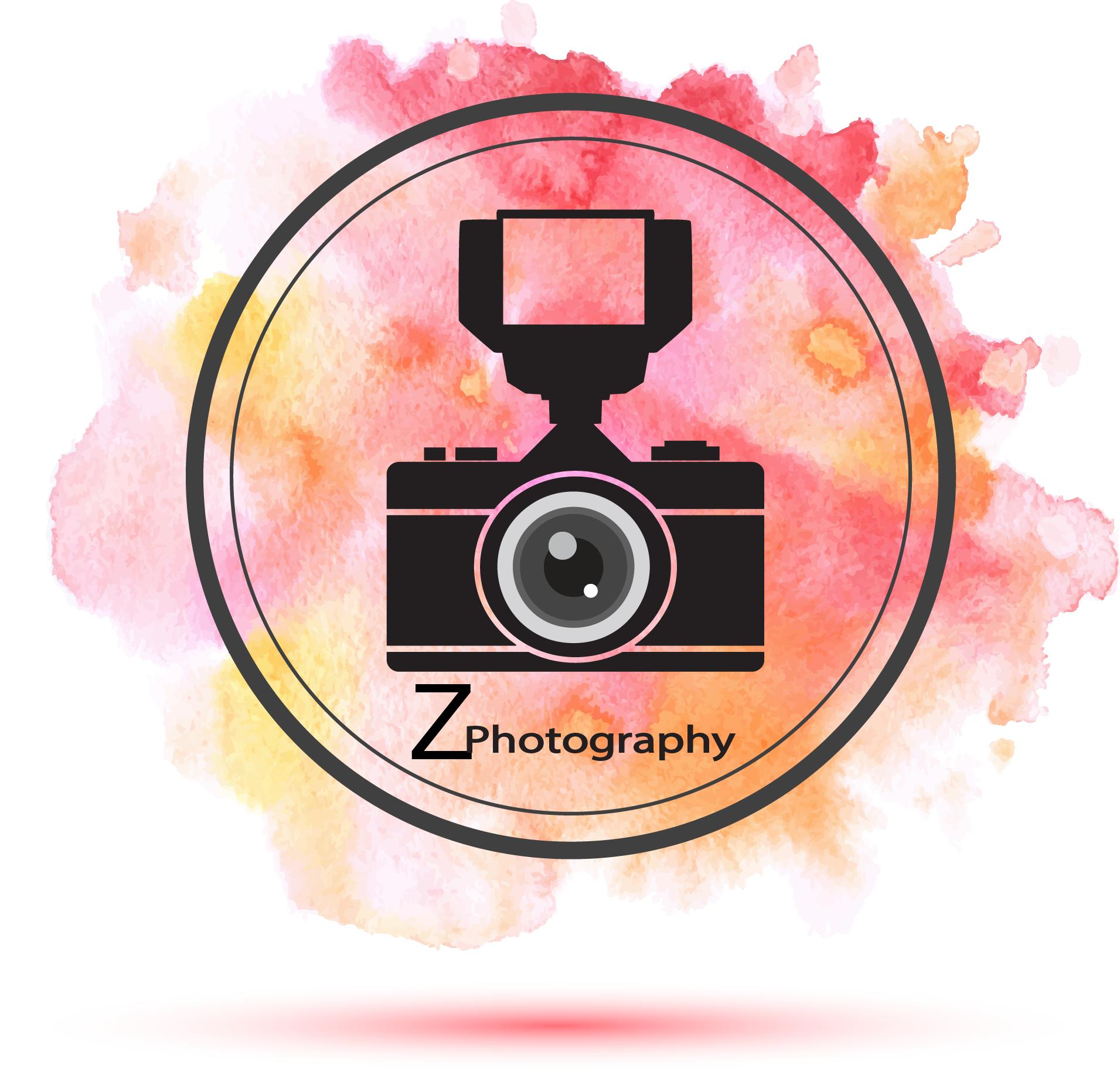 Heartbeat clipart camera. Photographer logo photo studio
