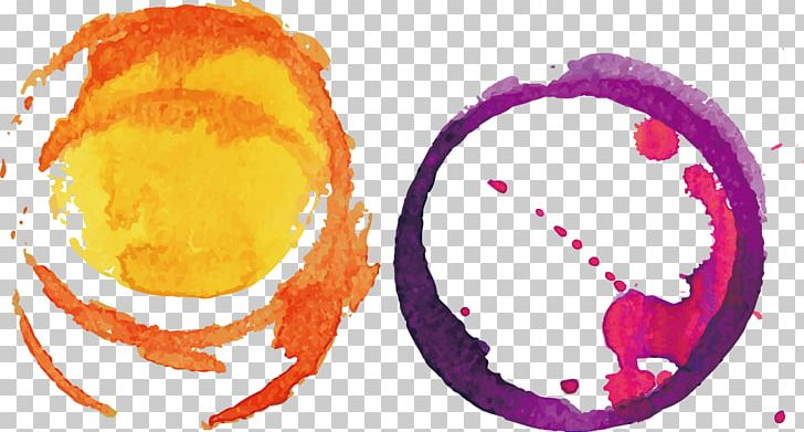 Creative background color watercolor. Colors clipart poster