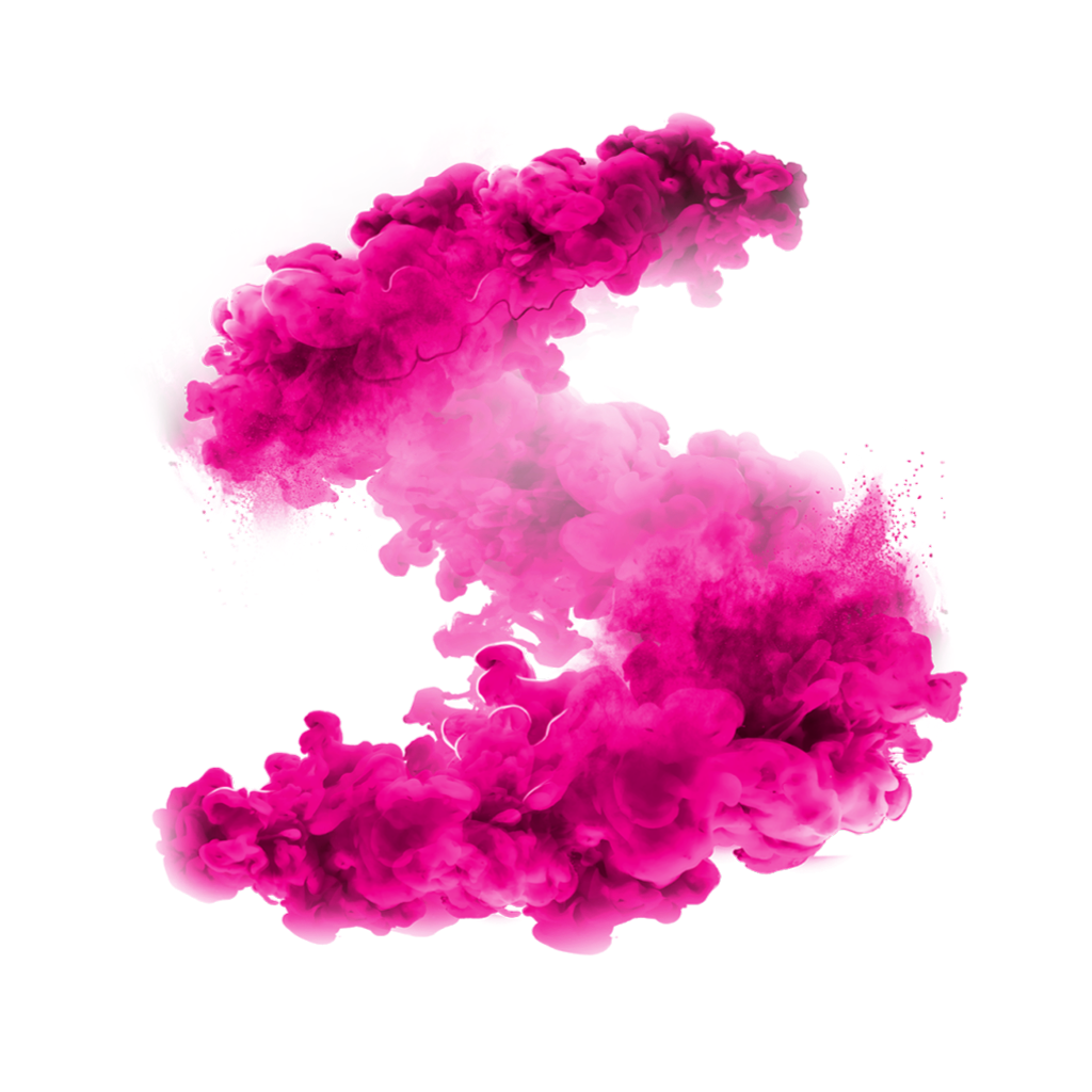 Colors clipart smoke. Effect pink ftestickers stickers