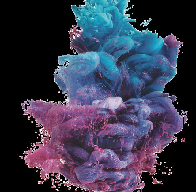 Colors clipart smoke.  paint color splash