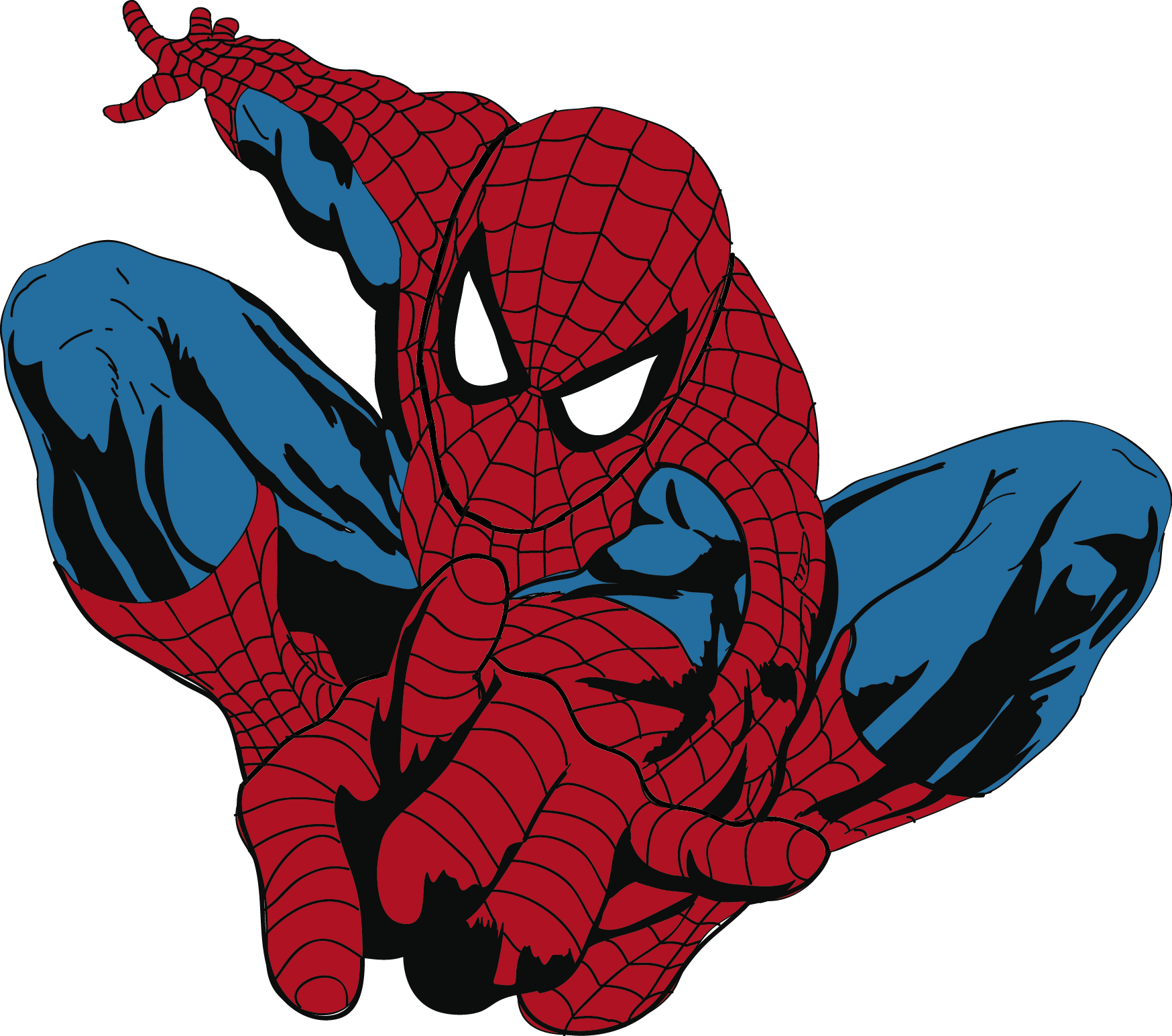 Youtube clipart spiderman. Vector vectores pinterest spider