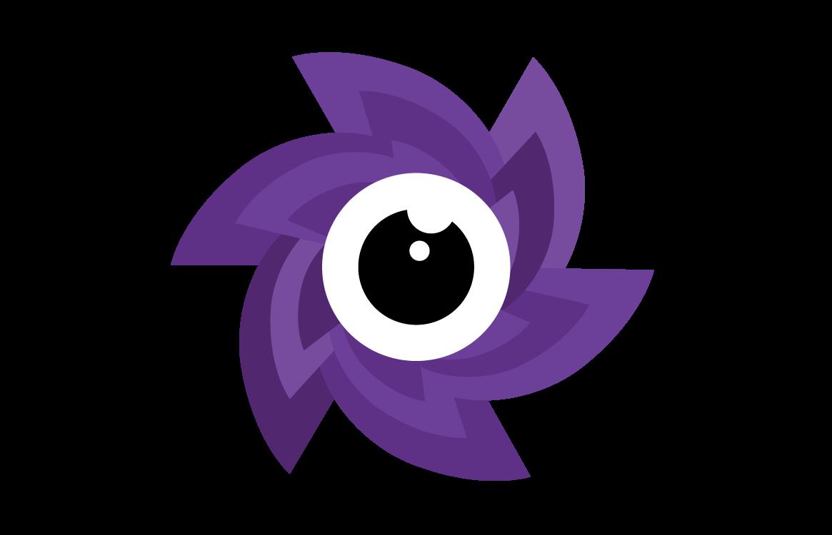 Colors clipart violet. The future is purple
