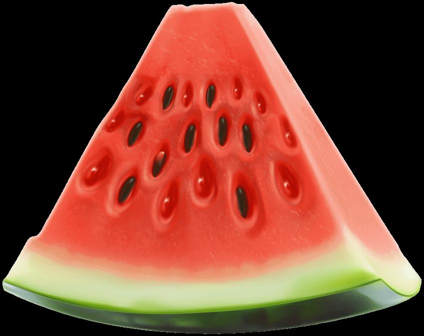 Piece of png free. Lemon clipart watermelon