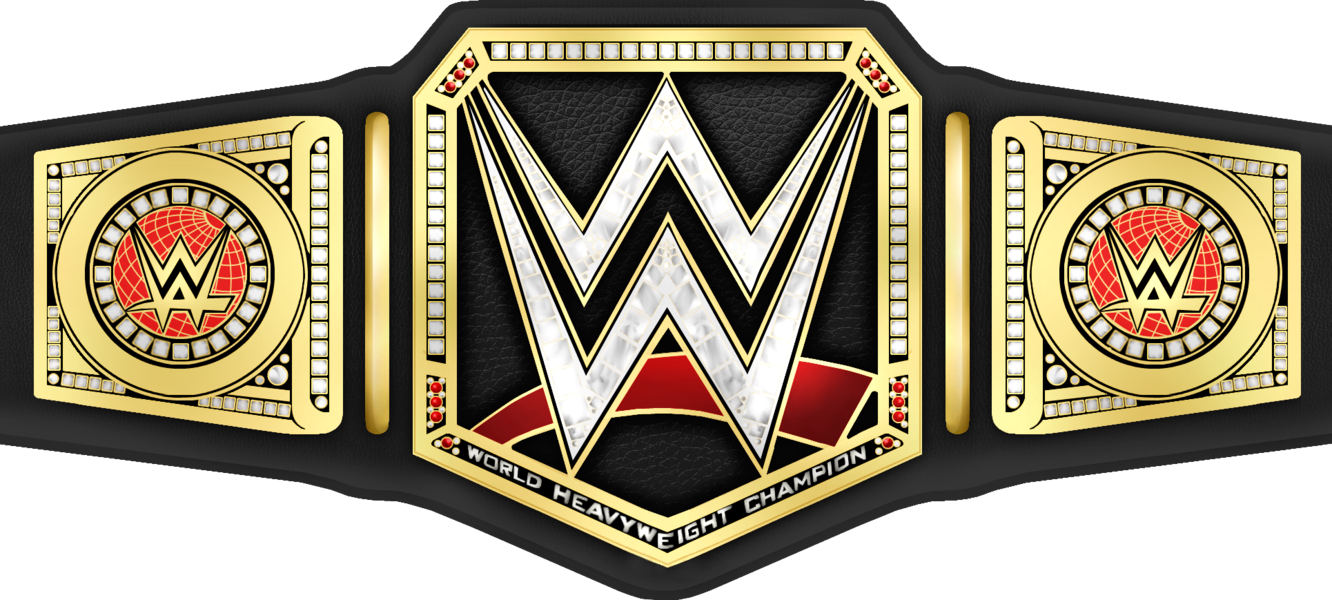 Wwe championship at getdrawings. Wrestlers clipart easy drawing