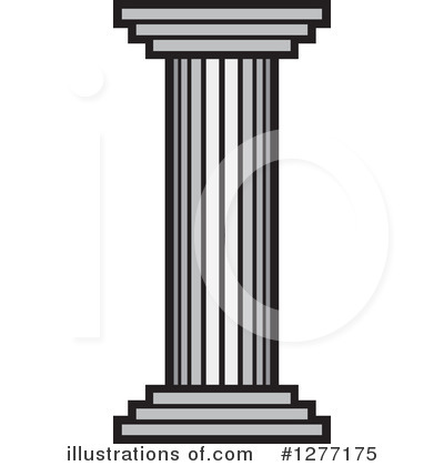 Column clipart. Illustration by lal perera