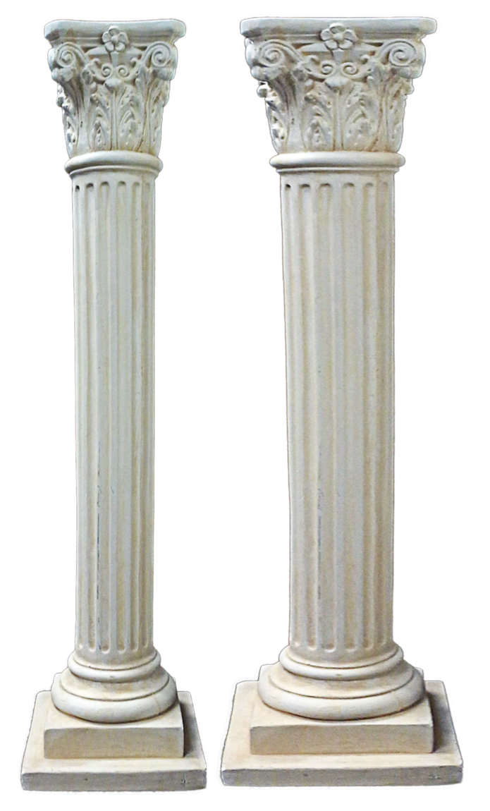 Column png images free. Greece clipart greek pillar