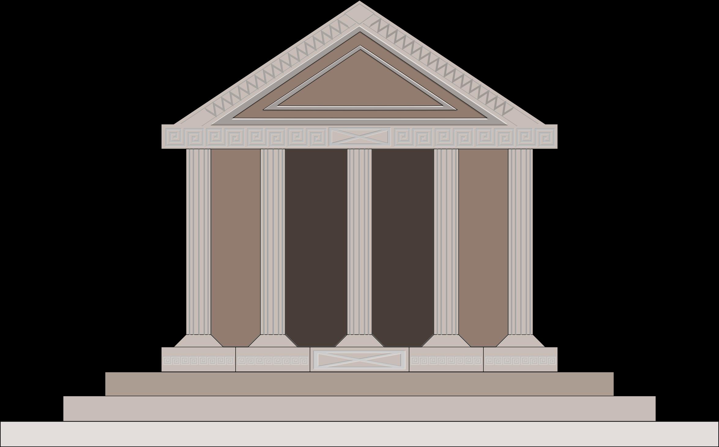 Greek clipart landmark. Parthenon icons png free
