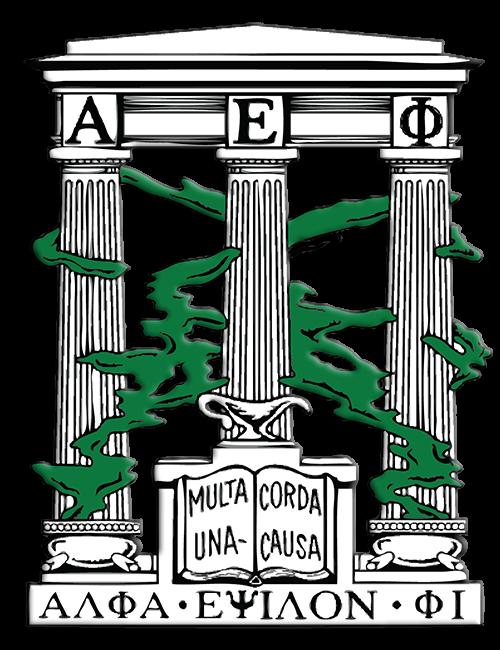 Alpha epsilon phi stacy. Column clipart flag greek