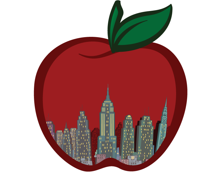 Column clipart free vector. Big apples collection the