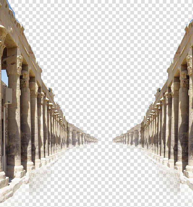 Column clipart greek background. Gray building columns architecture