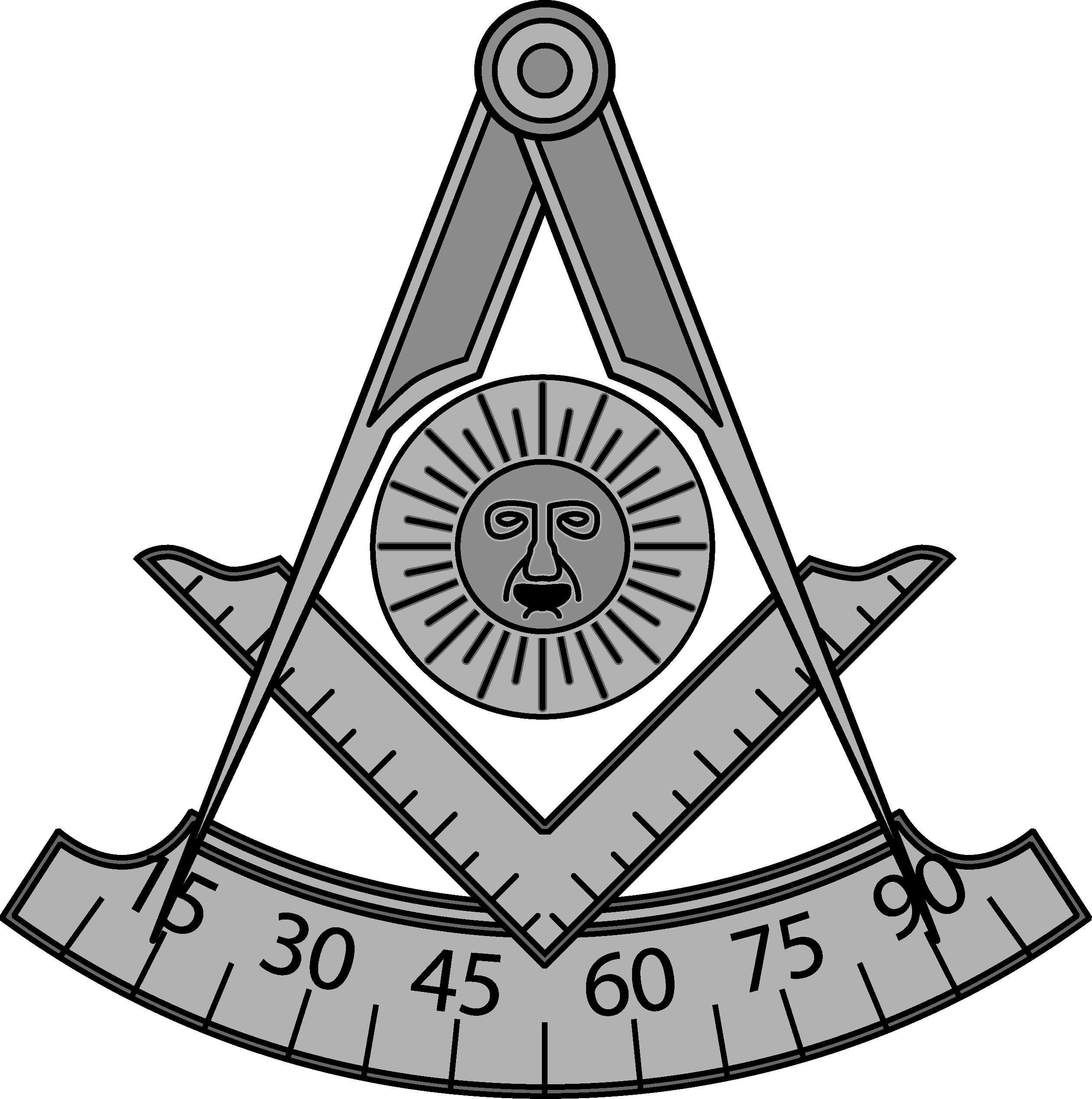 Pastmaster png . Column clipart masonic