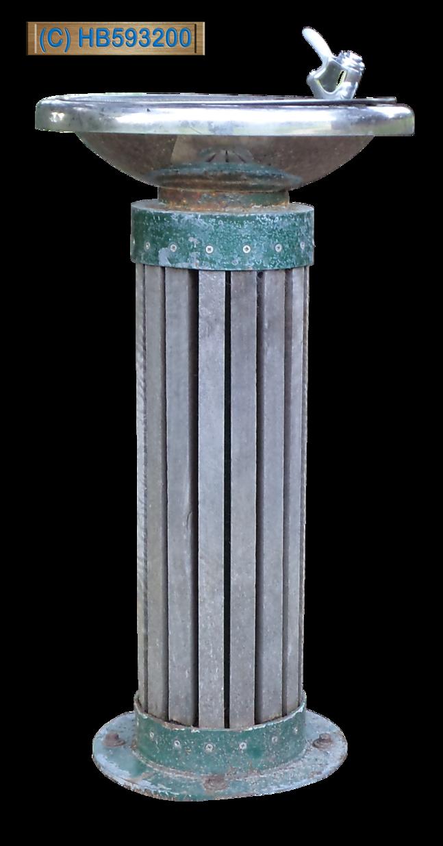 Column clipart pedestal. Drinking fountain hb by