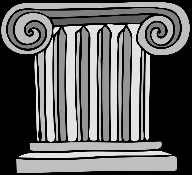 Capitello medium image png. Column clipart pedestal