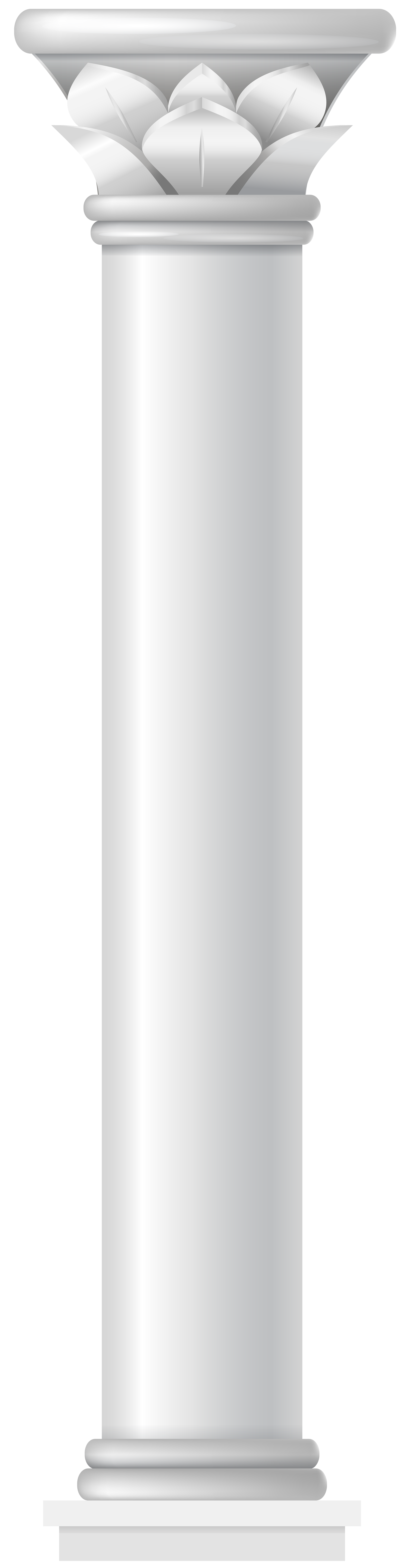 Png transparent clip art. Column clipart pillar