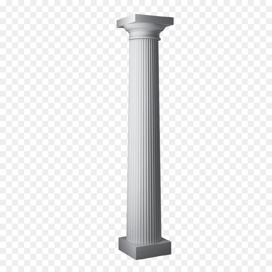 Column clipart pillar. Transparent png vaporwave architecture