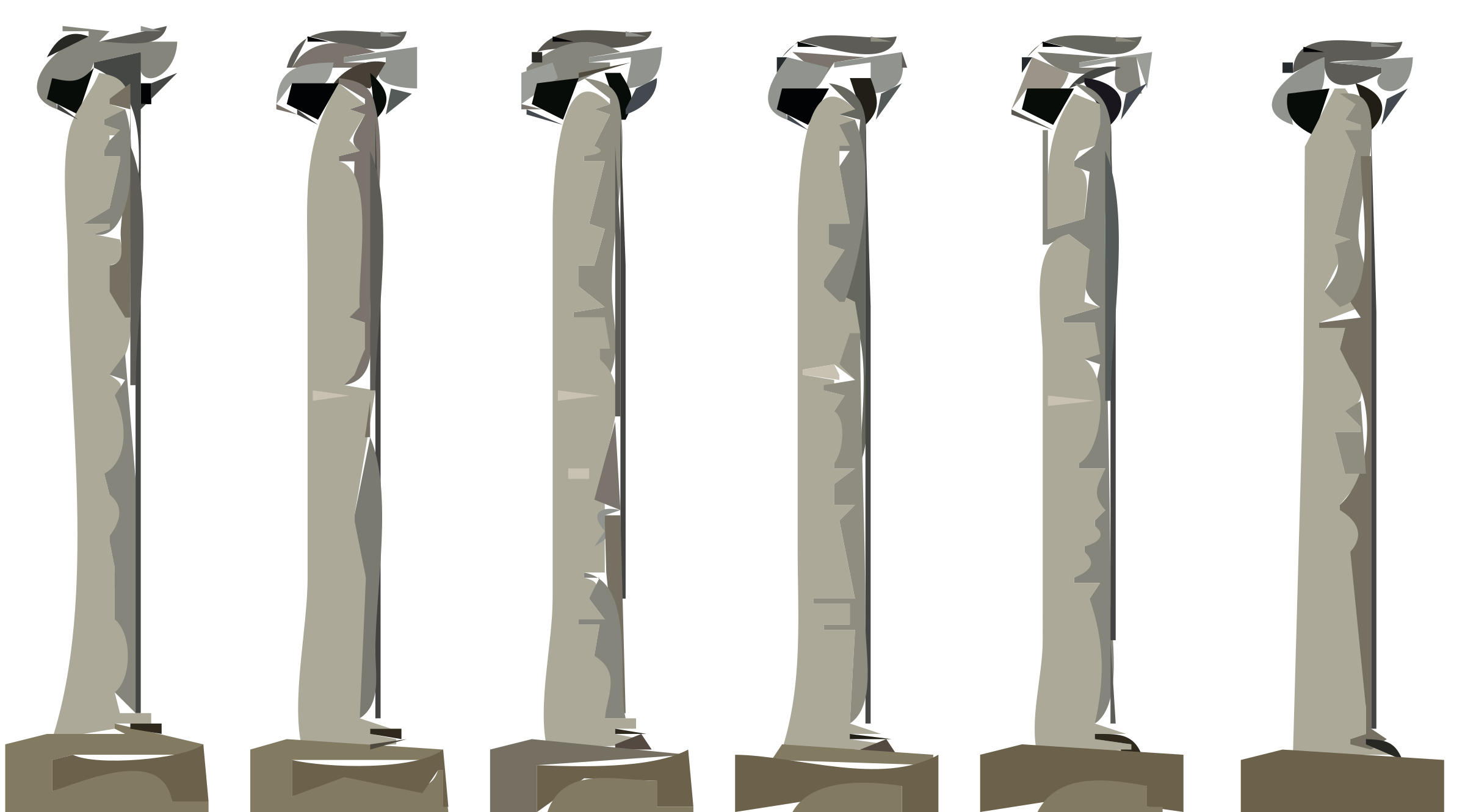 Column clipart pillers. Missouri columns icons png