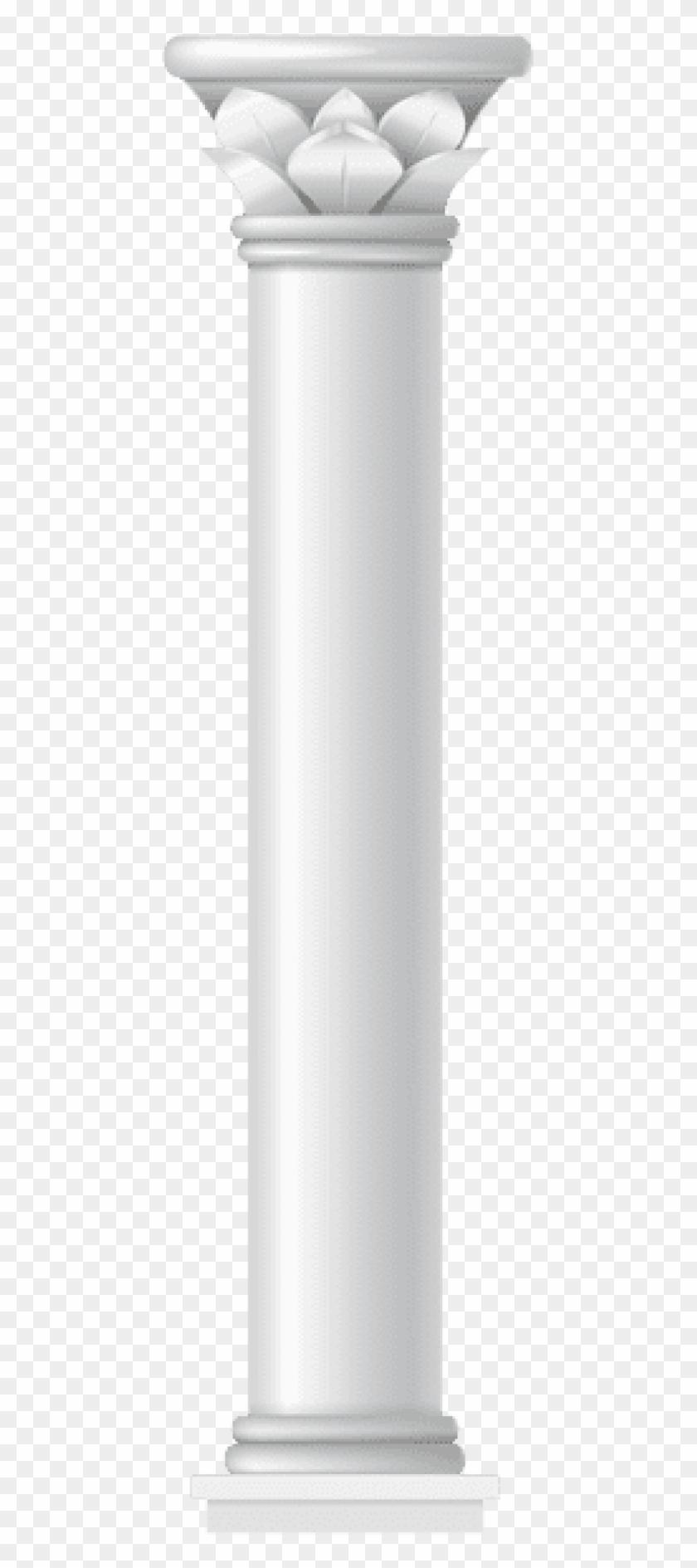 Column clipart pillers. Free png download pillar