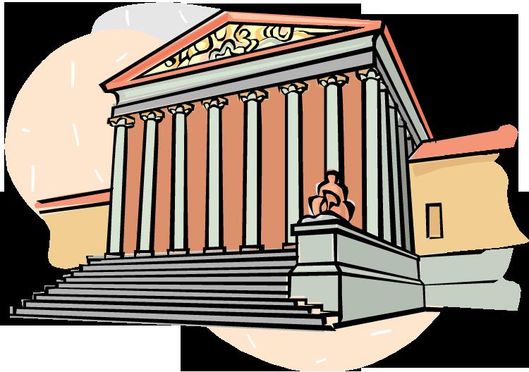 Latin ii parthenon image. Column clipart roman temple