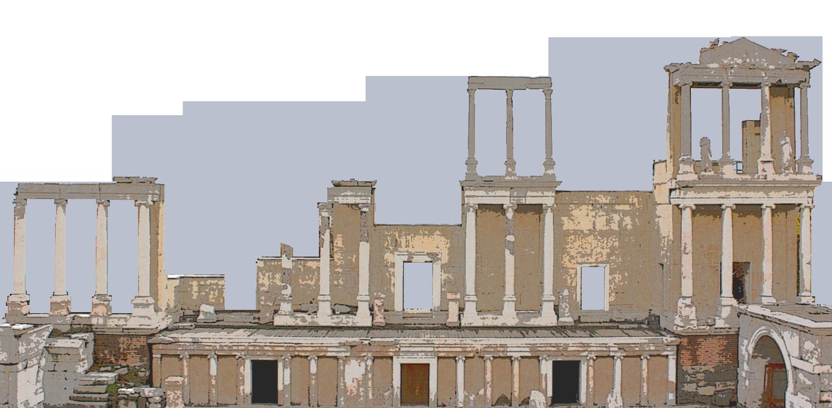 Ancient rome architecture png. Column clipart roman temple