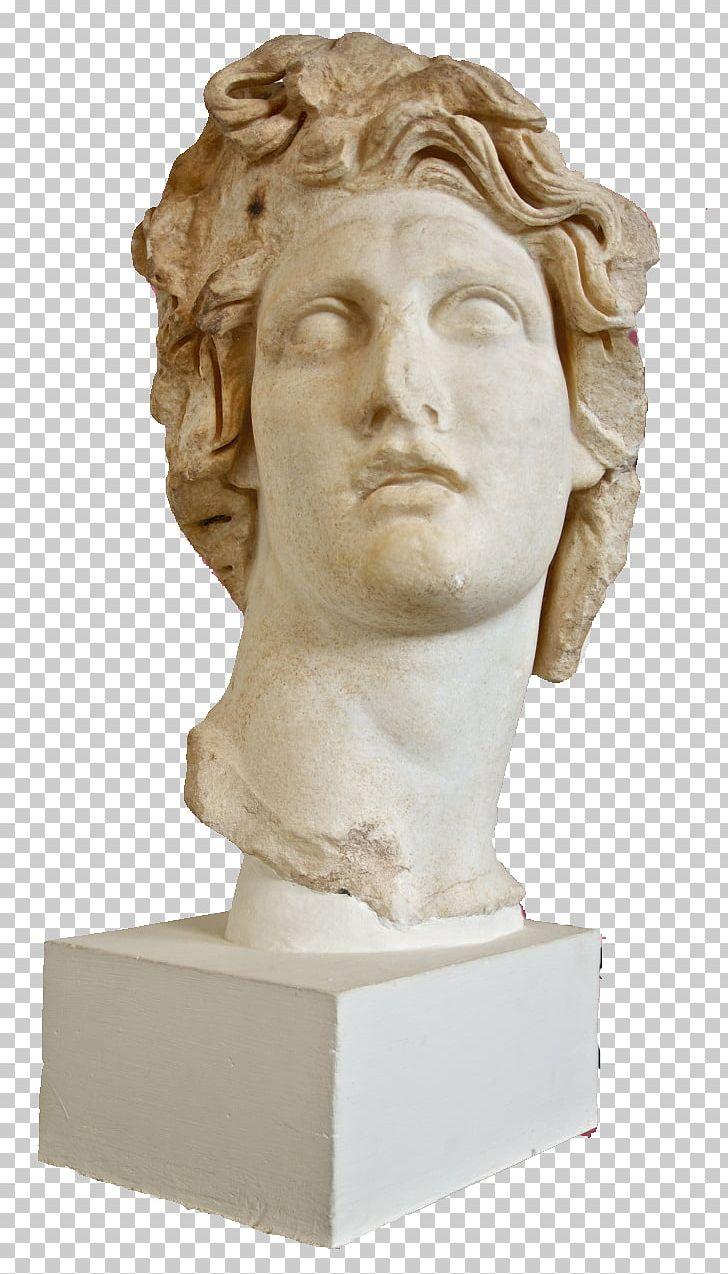 Column clipart statue roman. Vaporwave bust marble sculpture