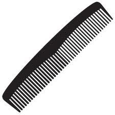 . Comb clipart