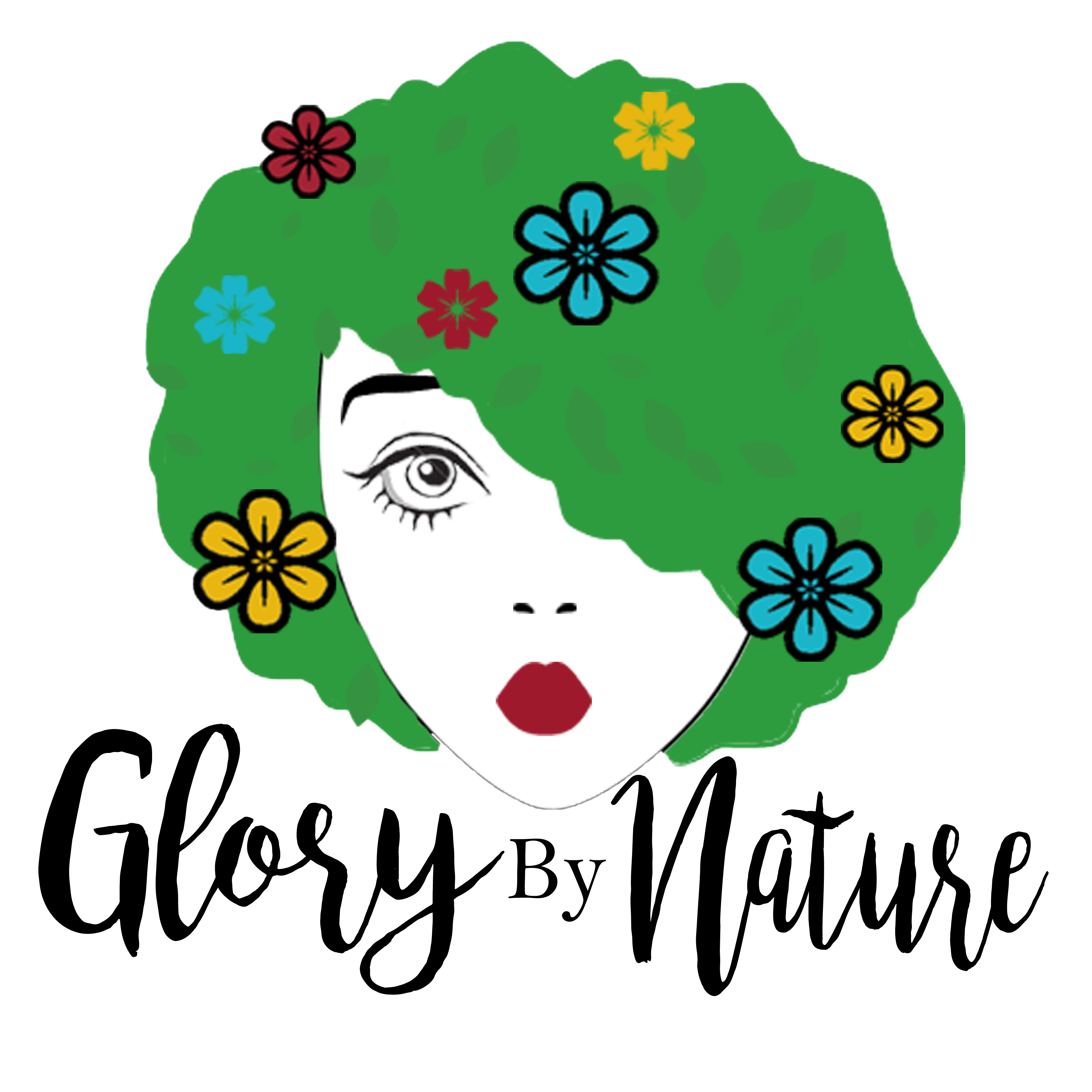 Cosmetology clipart hair roller. Glory by nature natural