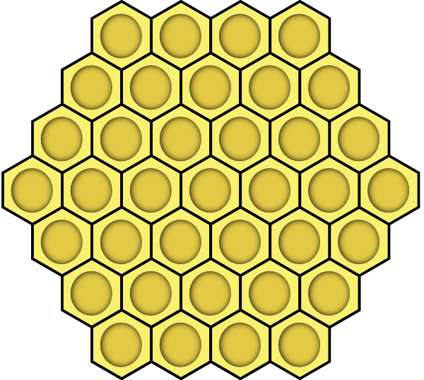Honeycomb clipart sketch. Clip art at clker