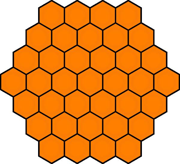 Honeycomb clipart honey comb. Clip art at clker