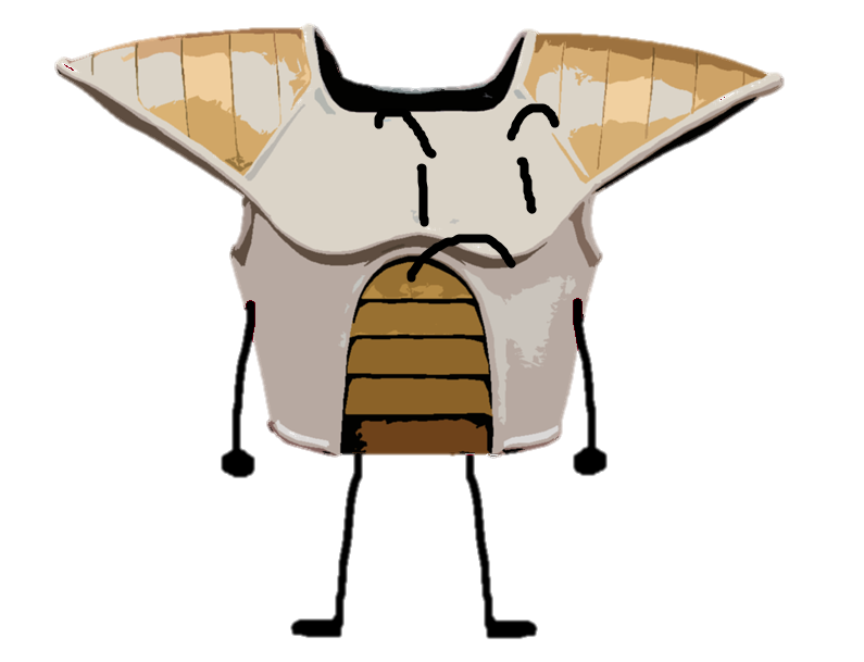 Saiyan armor shows community. Comb clipart long object