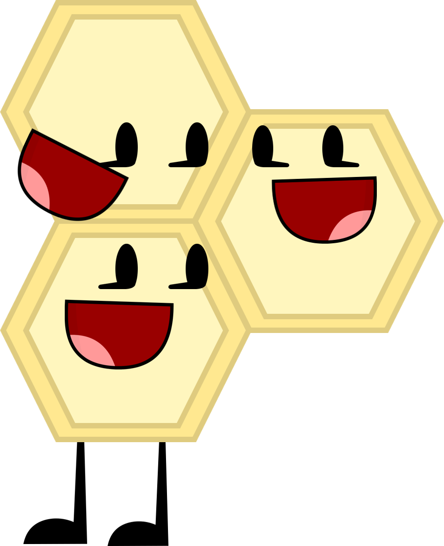 Honeycomb clipart honey comb. Image png object shows