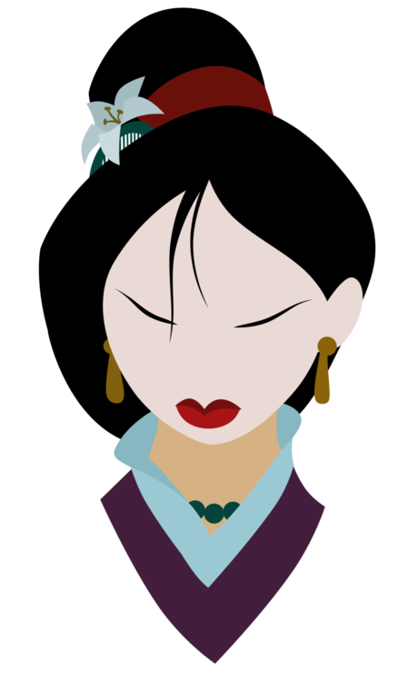 Omg i just realized. Fan clipart mulan