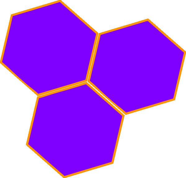Hive hex clip art. Purple clipart comb
