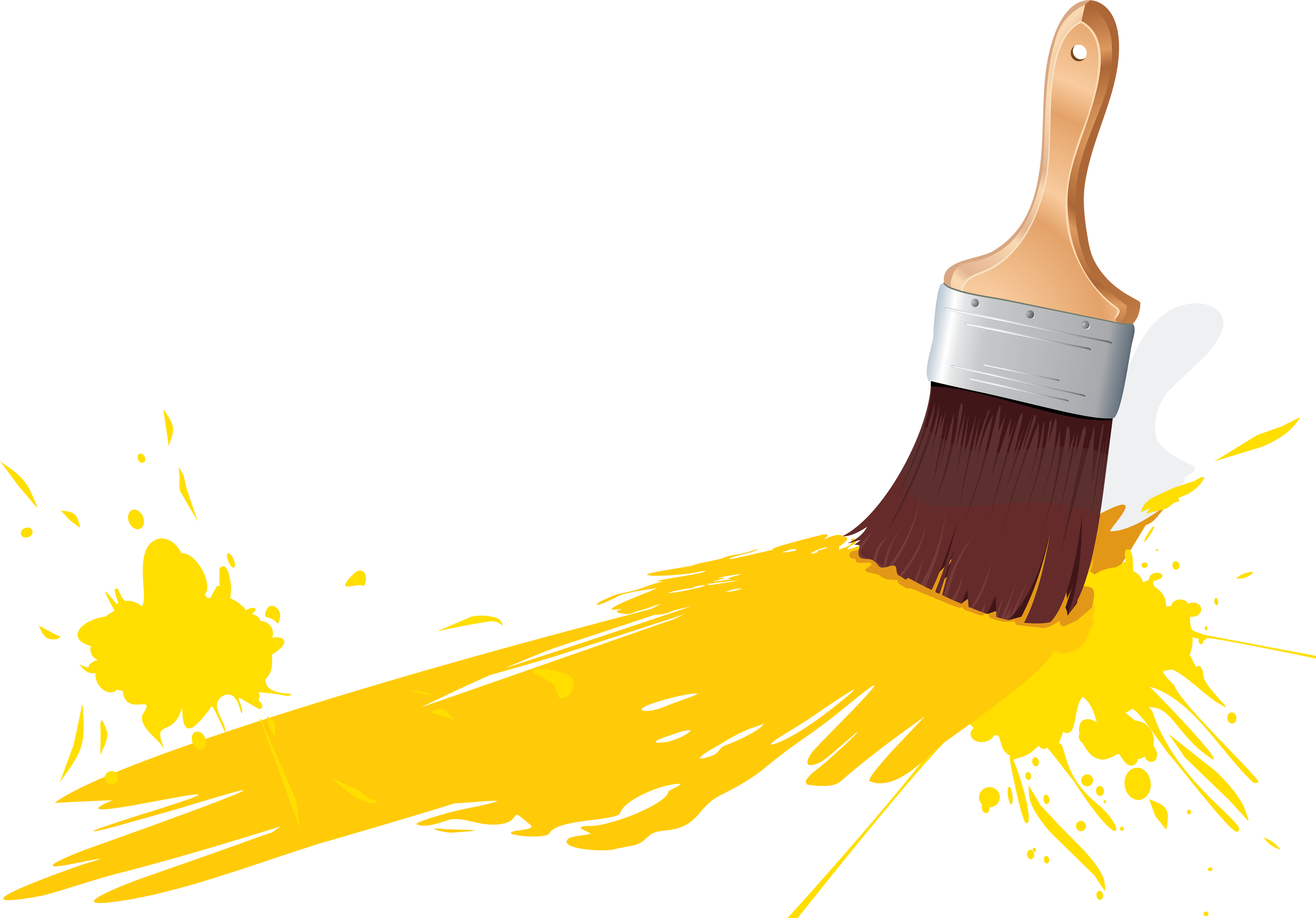 Construction clipart painter. Brushes png images free