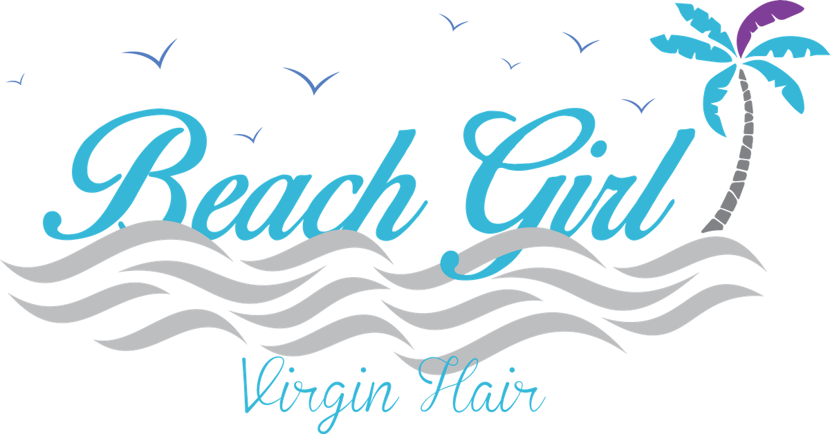 Comb clipart wide tooth. Beach girl hair care