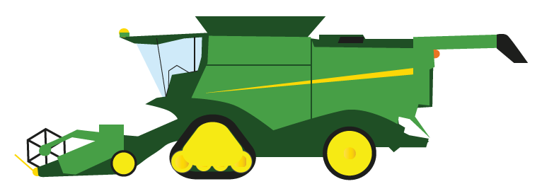 Harvester clipart at getdrawings. Combine png images