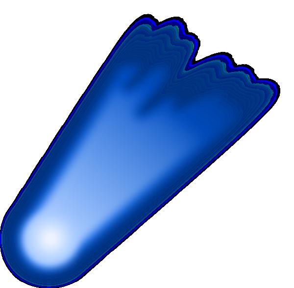 Clip art at clker. Comet clipart