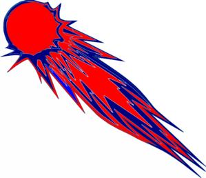 Comet clipart. Comets clip art at