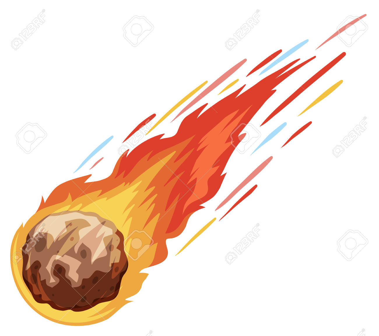 Asteroid clipart comet. Free download best on