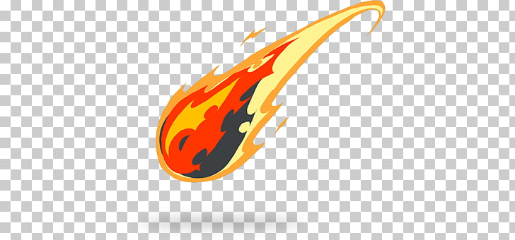 Fireball clipart comet tail. Drawing png free cliparts