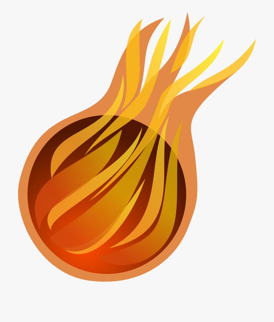 Fireball frames illustrations hd. Comet clipart flame ball