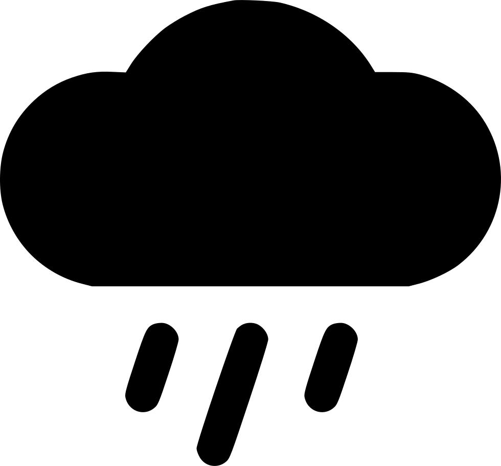 Comet clipart icon. Cloud rain svg png