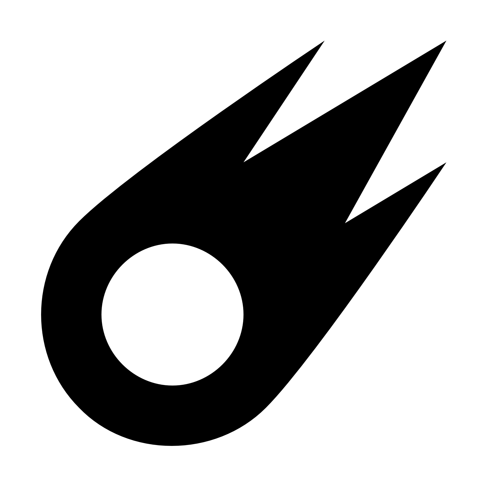 Comet free on dumielauxepices. Meteor clipart flaming
