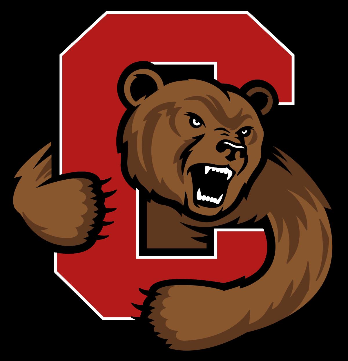 Cornell big red wikipedia. Groundhog clipart underground animal
